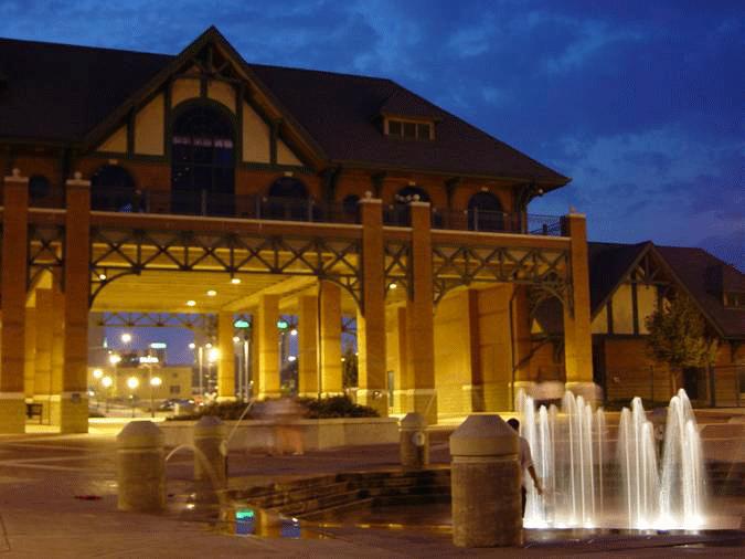Gateway Building - Peoria Park District