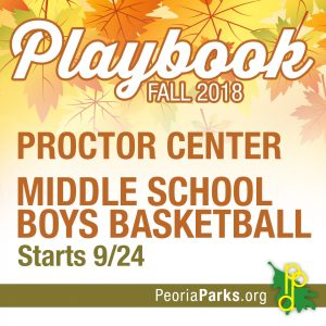 Proctor Middle School Boys Basketball @ Proctor Recreation Center | Peoria | Illinois | United States