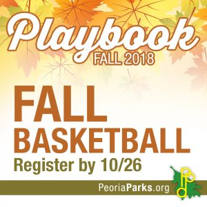 Youth Fall Basketball @ Various Locations