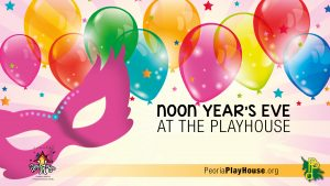 Noon Year's Eve @ Peoria PlayHouse Children's Museum | Peoria | Illinois | United States